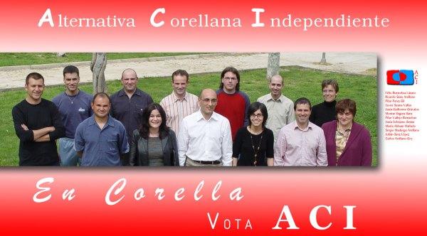 Cartel elecciones municipales 2003